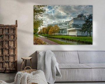Historie in Rotterdam van Ron Kleinjans