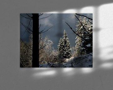 Dreigende lucht van Picsall Photography