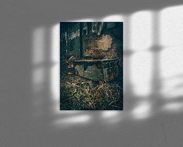 Oude Kist van de Utregter Fotografie
