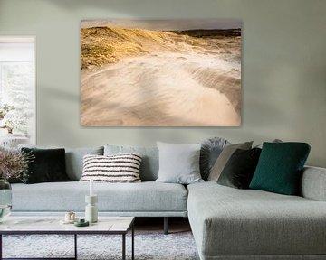 Dynamiek van een duinvallei van Leendert Noordzij Photography