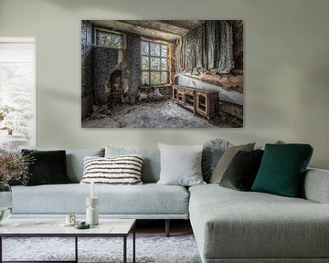 Abklingkammer von Marian van der Kallen Fotografie