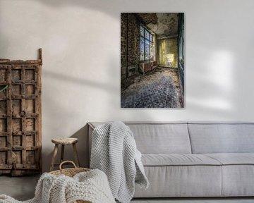 Diele mit Durchblick von Marian van der Kallen Fotografie
