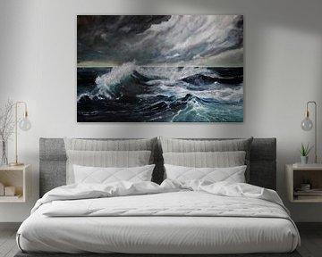 Stormy weather von Stephanie Köhl