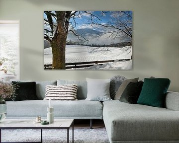 Garmisch-Partenkirchen van Paul van Baardwijk