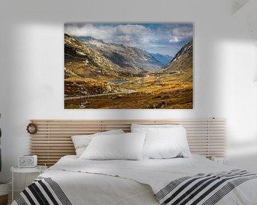 Gotthard pas van Rob Boon