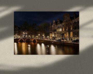 Herengracht in Amsterdam von Dirk Rüter