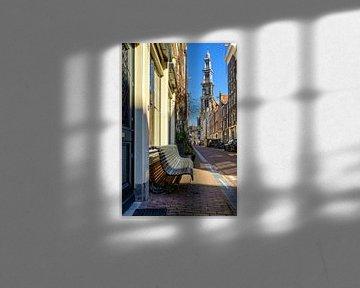Aan de voet van die Ouwe Wester van FotoAmsterdam / Peter Bartelings
