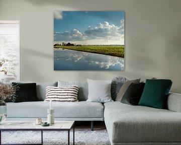 Waterland von Rene van der Meer