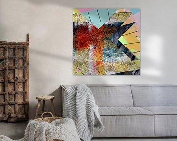 Vormen en kleuren van Kay Weber
