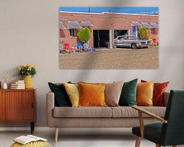 Blue Swallow Motel van Tineke Visscher