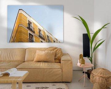 Architektur Madrid von Vera van den Bemt