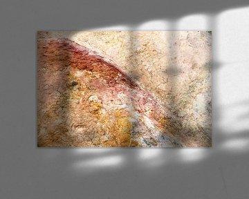 Aards abstract van Leendert Noordzij Photography