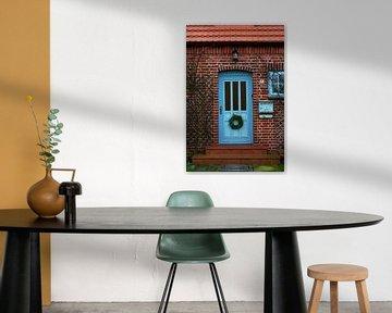 Toegangsdeur op Sylt 1 van Norbert Sülzner