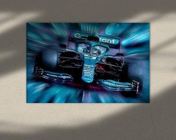 Vettel Reloaded von Jean-Louis Glineur alias DeVerviers