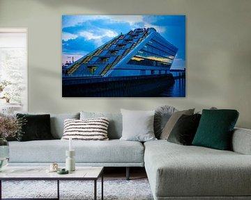 Hamburg Dockland van Anna Heisig