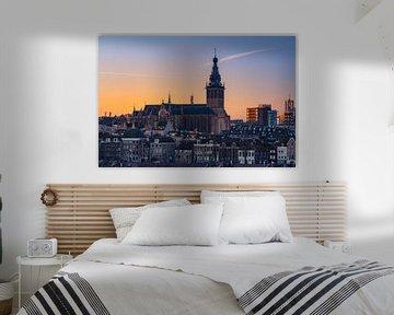 Nijmegen ontwaakt van Jeroen Lagerwerf