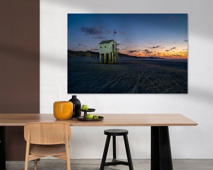 Impression: Maison noyée sur Jacoba de Graaf