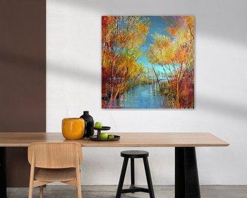 Herbstfreuden von Annette Schmucker