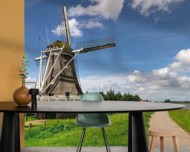 Impression: D'Olde Zwarver Kampen par une journée d'été sur Fotografie Ronald