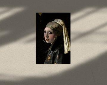 Goldenes Mädchen von Mirjam Duizendstra