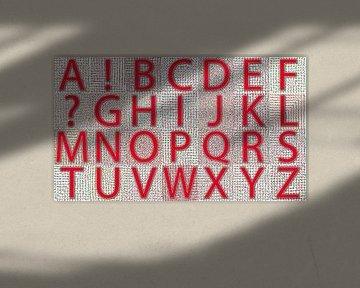 Alphabet No.09 Sommer von Leopold Brix