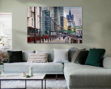 Zollhafen Köln von Rob Boon