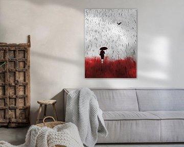 Bloedige regen van Alexander Dorn