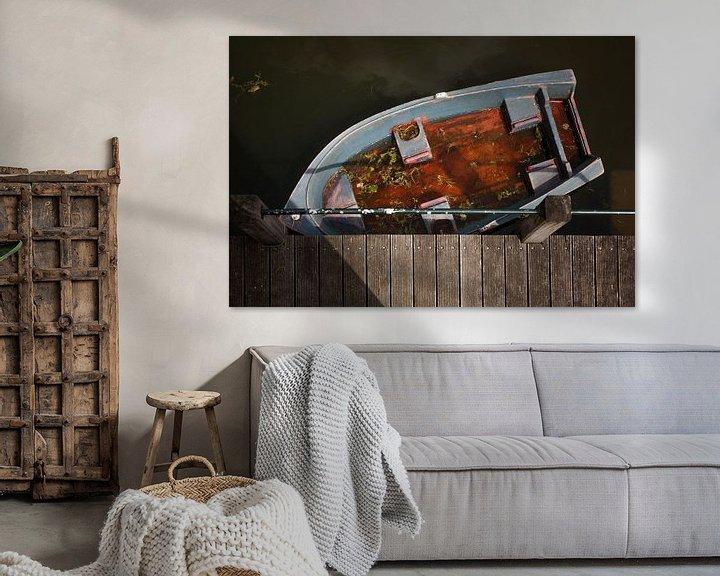 Beispiel: Vergessenes Boot von Sander Mulder