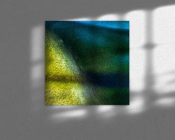 Abstract landschap 1