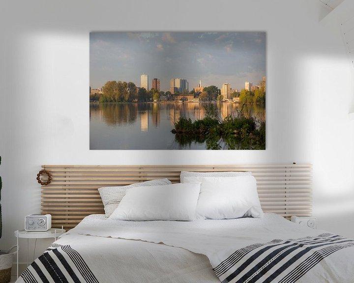 Sfeerimpressie: Kranlingse plas van Prachtig Rotterdam