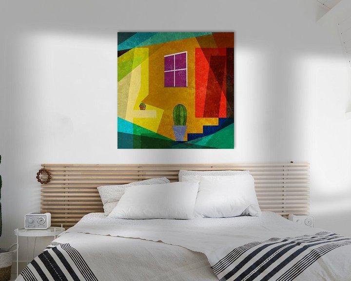 Beispiel: Home, sweet home von Andreas Wemmje