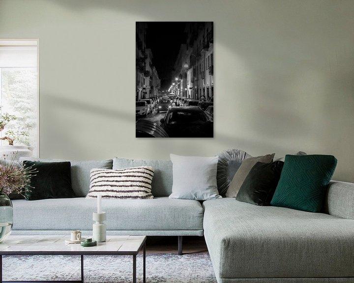 Sfeerimpressie: Streets of Turin van Billy Cage