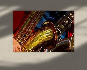 Das Saxophon von Norbert Sülzner