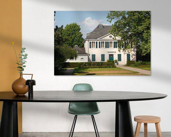 Beispiel: Ernst-Moritz-Arndt-Haus, Museum, Bonn, Nordrhein-Westfalen, Deutschland, Europa von Torsten Krüger