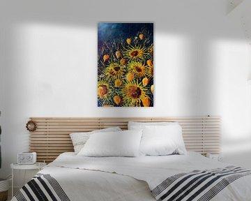 Sonnenblumen von pol ledent