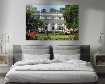 Redoute, classicistisch paleis, Bonn-Bad Godesberg , Bonn, Noordrijn-Westfalen, Duitsland, Europa van Torsten Krüger