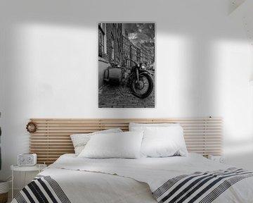 Harley-Davidson van Foto Amsterdam/ Peter Bartelings