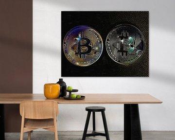 Bitcoins van Maurice Dawson