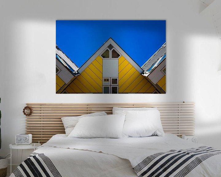 Beispiel: Würfelhaus Rotterdam von Prachtig Rotterdam