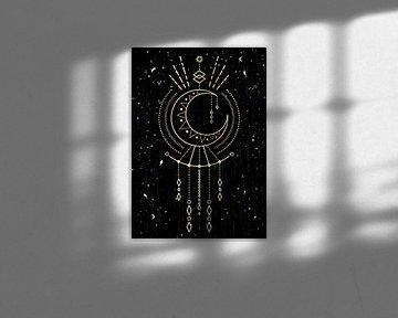 De Mystieke Maan van Lucia