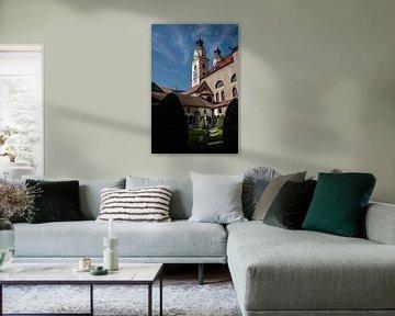 Een blik op Brixen I | Een reis door de Dolomieten, Italië van Roos Maryne - Natuur fotografie