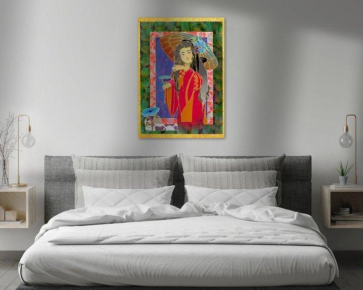Impression: Femme Orientale 2 sur Ariadna de Raadt-Goldberg