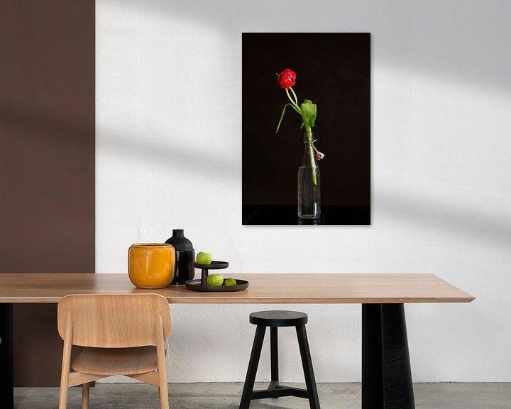 Beispiel: Gefüllte Tulpe von Anette Jäger