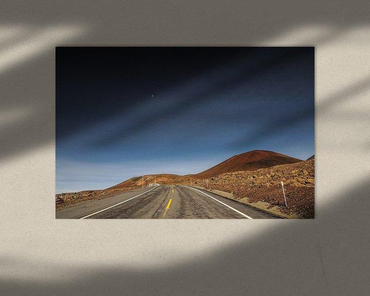 Sfeerimpressie: op weg naar de top van Jim De Sitter