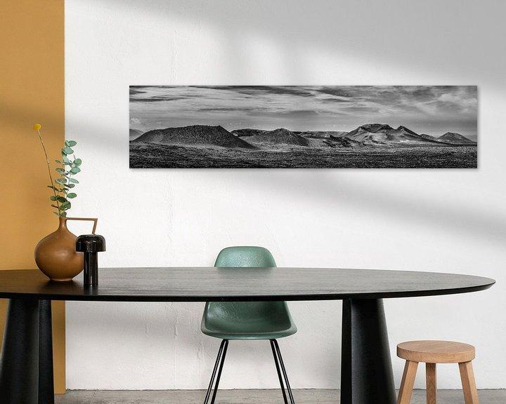 Sfeerimpressie: De vulkanen van Lanzarote van Jim De Sitter