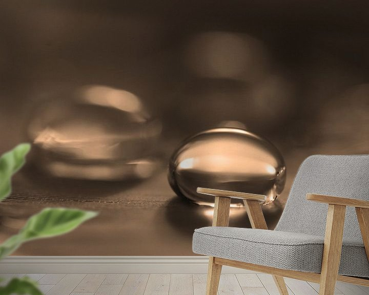 Sfeerimpressie behang: Jewel van Carla Mesken-Dijkhoff