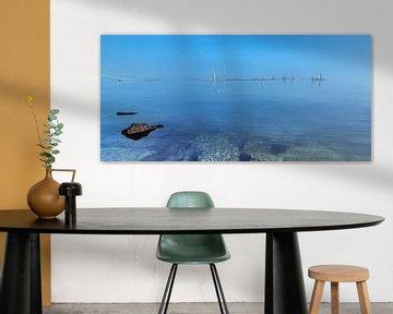 Afsluitdijk 1 van Deshamer
