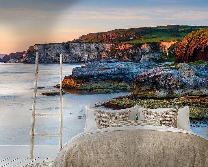 Sfeerimpressie behang: De kust van Ierland van Daniela Beyer