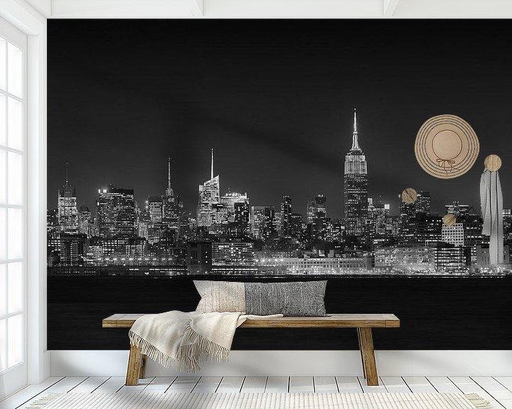 Beispiel fototapete: NEW YORK CITY 36 von Tom Uhlenberg
