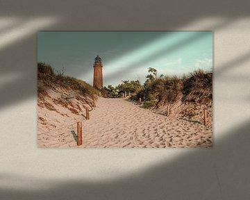 Prerow Leuchtturm von Steffen Gierok